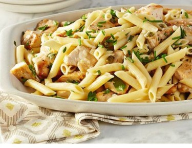 Chicken Piccata Toss
