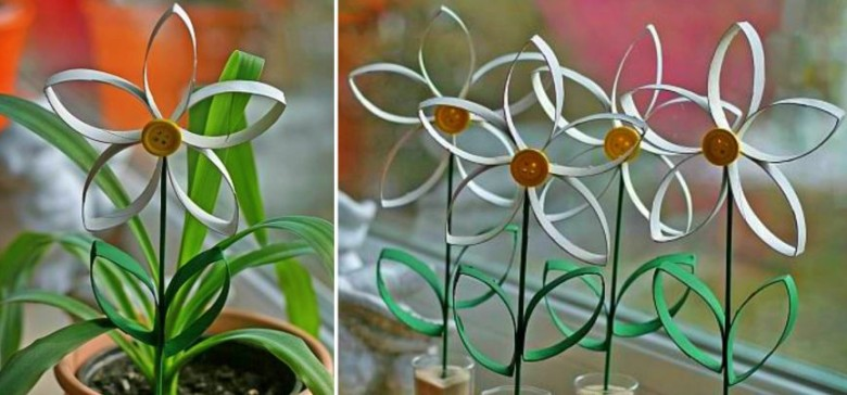 Diy fun forever flowers from toilet paper tubes mightylinksfo