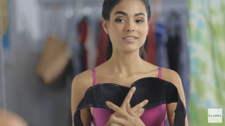 Strapless bras need rubber lining for support