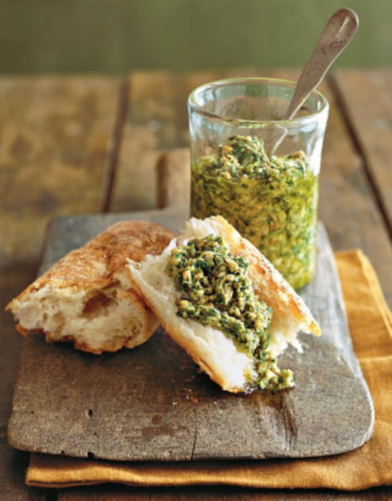 Parsley Walnut Pesto Edited