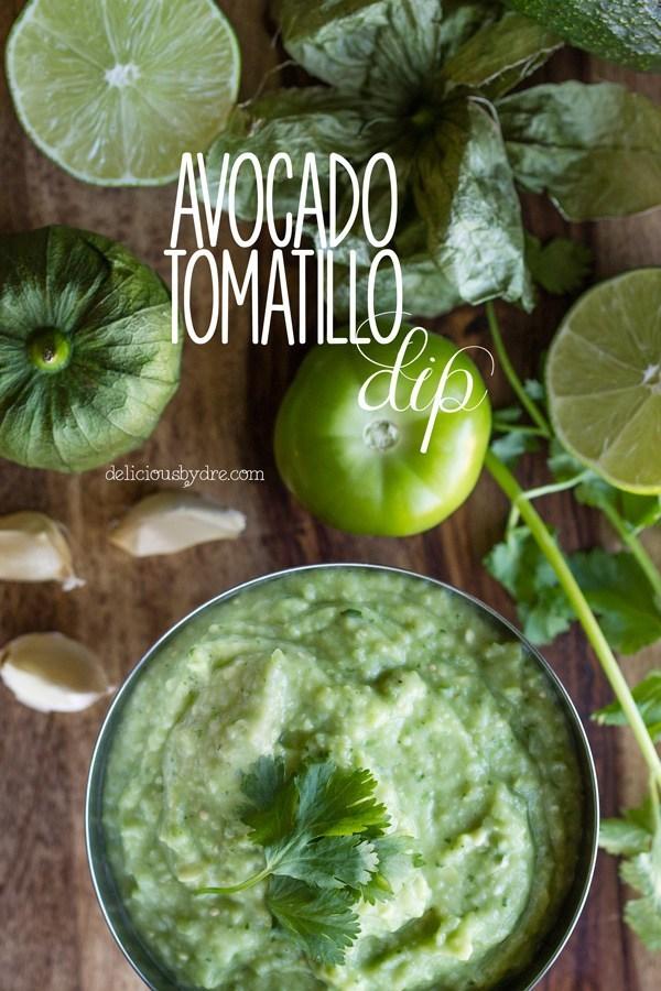Spicy Avocado Dip