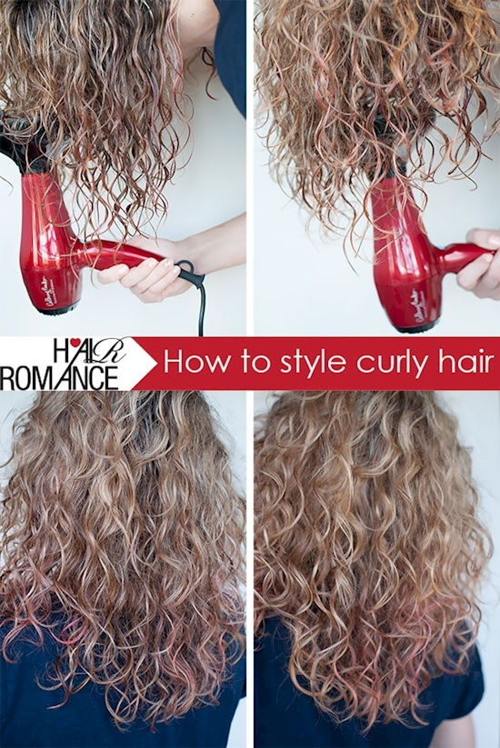 11 Tricks To Make Your Curly Hair Look Amazing