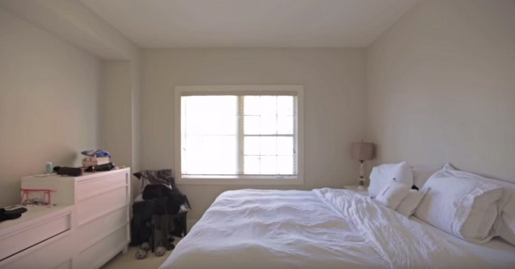 boring bedroom makeover turn a boring bright white bedroom into an oasis 10906