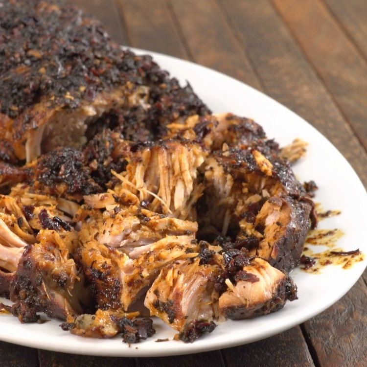 6 hour roast pork leg recipes