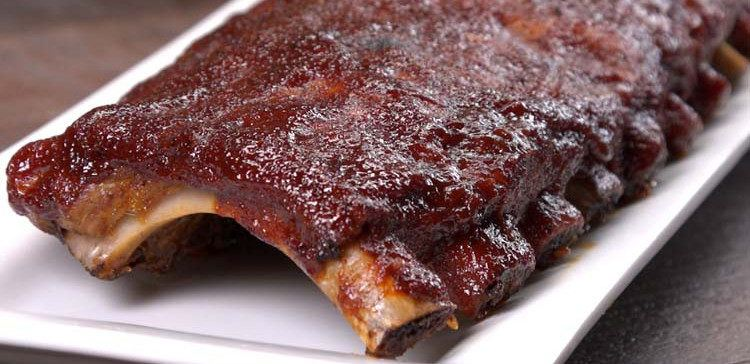 Baked BBQ Ribs featured image