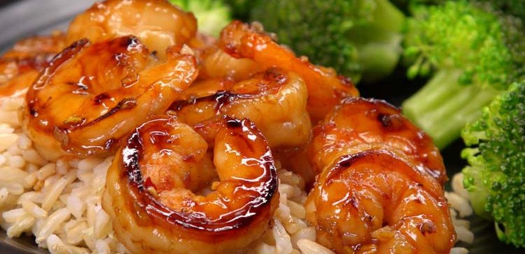 Quick and Tasty Honey Garlic Shrimp
