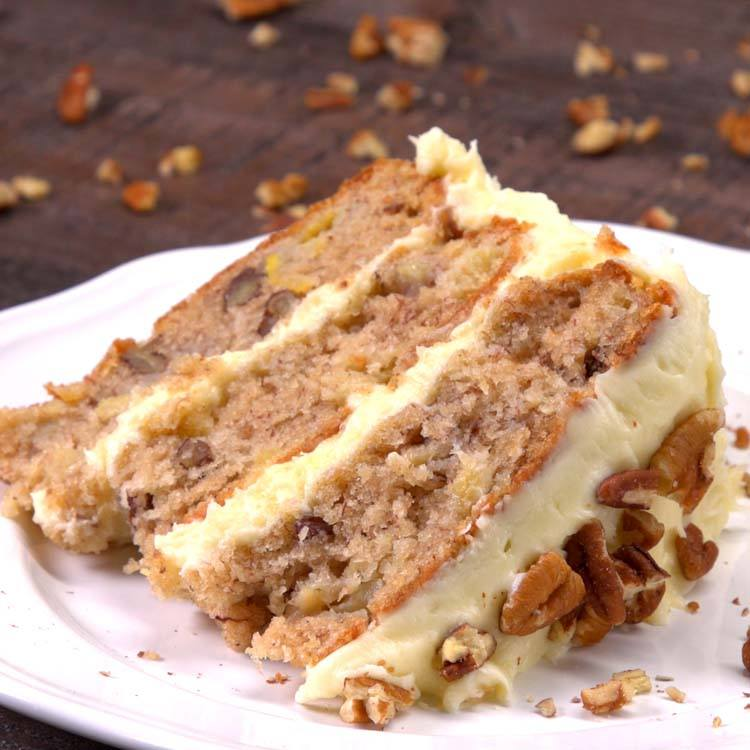 Hummingbird Cake Recipe From Scratch