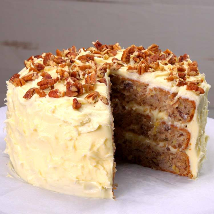 Layer Cake Recipe