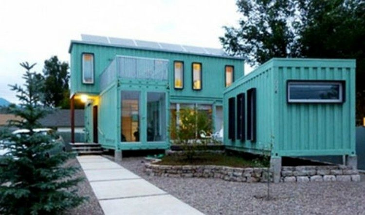 13 Unique Shipping Container Homes Tiphero