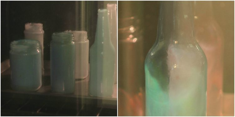 How to Tint Bottles & Jars